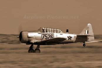 ZU-BAL - Private North American Harvard/Texan (AT-6, 16, SNJ series)