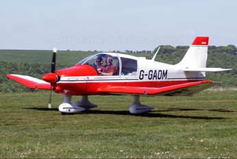 G-GAOM - Private Robin DR.400 series