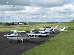 G-BURD - Tayside Aviation Cessna 172 Skyhawk (all models except RG)