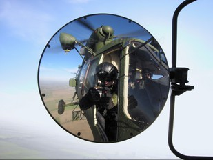 0501 - Poland - Air Force PZL W-3 Sokol