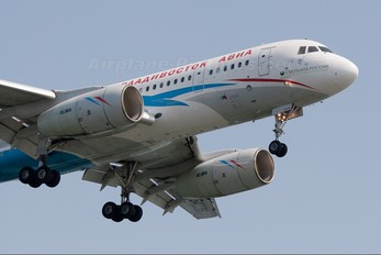 RA64038 - Vladivostok Avia Tupolev Tu-204