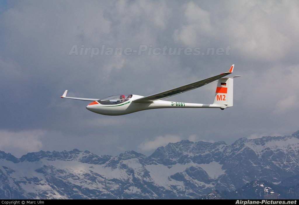 Private D-8081 aircraft at Agathazell