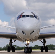 9G-AXB - Meridian Airways Douglas DC-8-63F