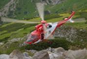 SP-SXW - Tatra Mountains Rescue (TOPR) PZL W-3 Sokol aircraft