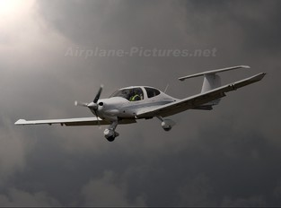 G-CDSF - Private Diamond DA 40 Diamond Star