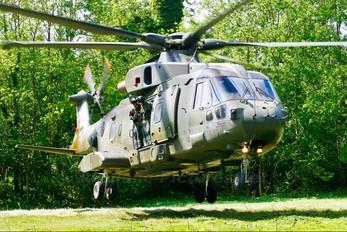 ZJ132 - Royal Air Force Agusta Westland AW101 411 Merlin HC.3