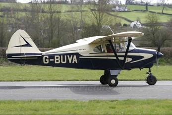 G-BUVA - Private Piper PA-22 Tri-Pacer