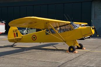 OO-VIW - Private Piper PA-18 Super Cub