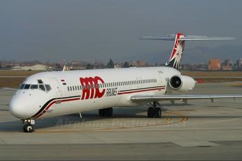 SU-BOZ - AMC Airlines McDonnell Douglas MD-83