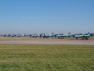 """1369 - Brazil - Air Force """"Esquadrilha da Fumaça"""" Embraer EMB-312 Tucano T-27"""