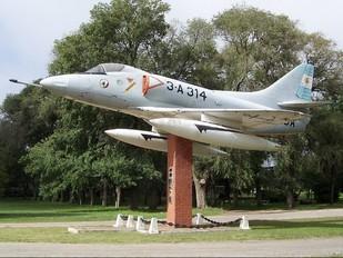 0667 - Argentina- Navy Douglas A-4 Skyhawk (all models)