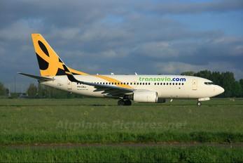 PH-OEJ - Transavia Boeing 737-700