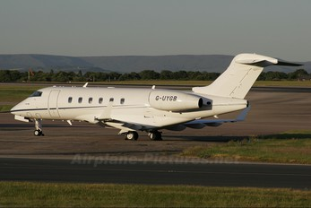 G-UYGB - Avcon Jet AG Bombardier BD-100 Challenger 300 series
