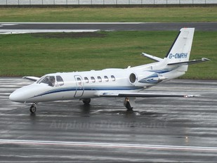 G-OMRH - MCAir Cessna 550 Citation Bravo