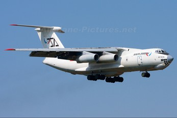 RA-76807 - Aviacon Zitotrans Ilyushin Il-76 (all models)