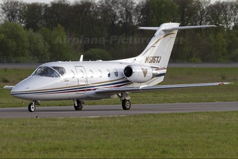 N515TJ - Private Hawker Beechcraft 400XP Beechjet