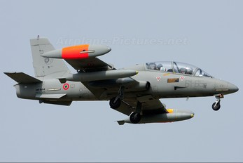 MM54515 - Italy - Air Force Aermacchi MB-339A