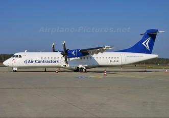 EI-SLK - Air Contractors ATR 72 (all models)