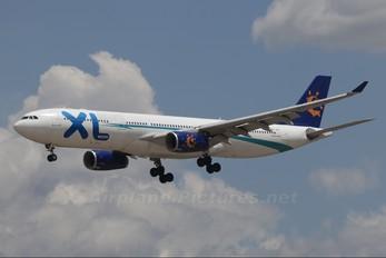 EC-JHP - XL Airways France Airbus A330-300