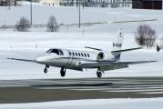 D-CAUW - Private Cessna 560 Citation Encore aircraft