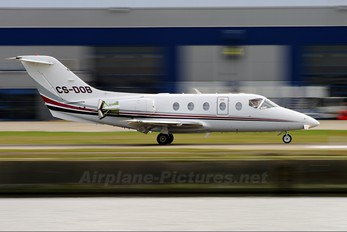 CS-DOB - NetJets Europe (Portugal) Hawker Beechcraft 400XP Beechjet