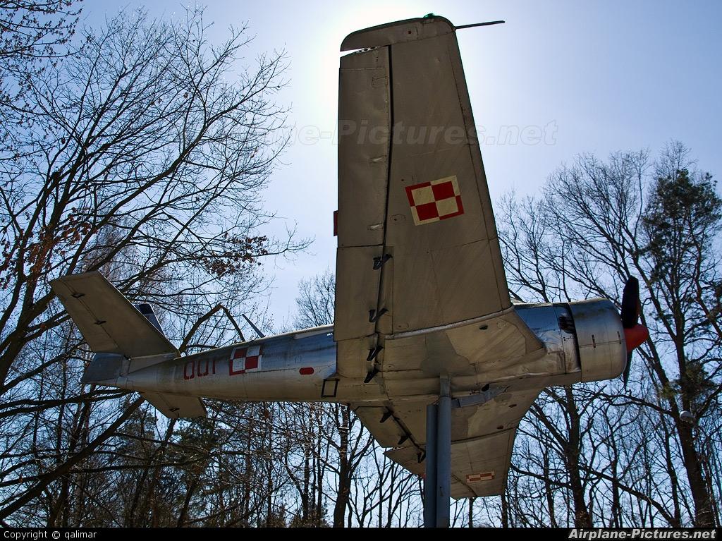 Poland - Navy 001 aircraft at Gdynia- Babie Doły (Oksywie)