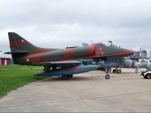 C-240 - Argentina - Air Force Douglas A-4 Skyhawk (all models)