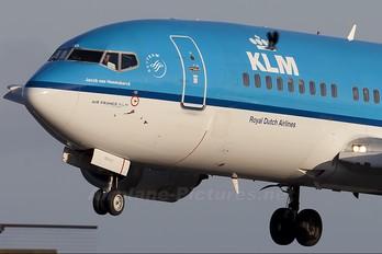 PH-BDO - KLM Boeing 737-300