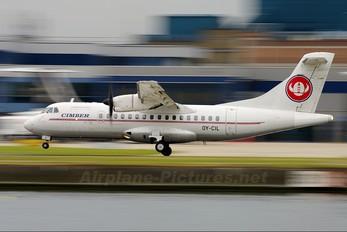 OY-CIL - Cimber Air ATR 42 (all models)