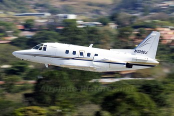 N100EJ - Private Rockwell Sabreliner 80