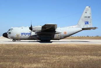CH-08 - Belgium - Air Force Lockheed C-130H Hercules