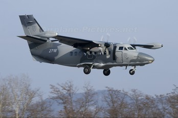 2718 - Slovakia -  Air Force LET L-410UVP Turbolet