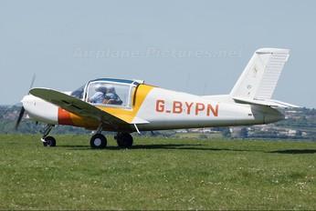 G-BYPN - Private Morane Saulnier MS.880B Rallye Club