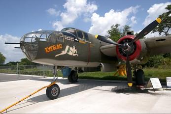 NL3476G - Private North American B-25J Mitchell
