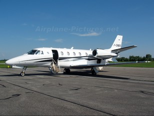 I-CNDG - Private Cessna 560XL Citation XLS