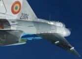 2004 - Romania - Air Force Mikoyan-Gurevich MiG-21PFM aircraft