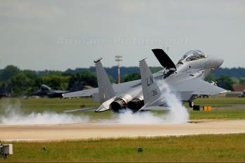 91-0306 - USA - Air Force McDonnell Douglas F-15E Strike Eagle