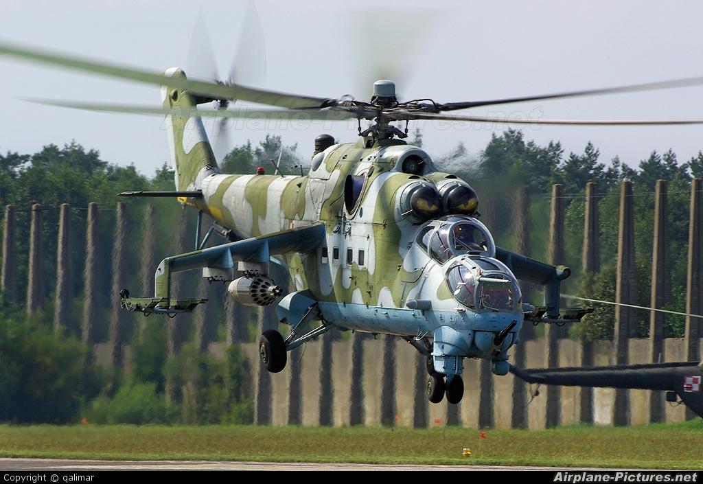 Poland - Army 584 aircraft at Off Airport - Poland