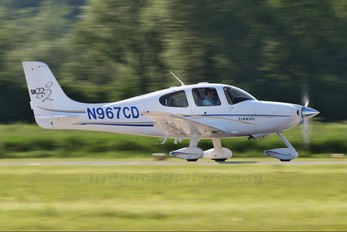 N967CD - Private Cirrus SR22