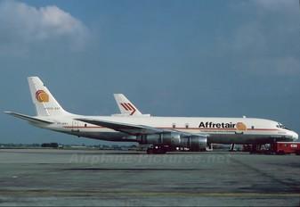 VP-WMJ - Affretair  Douglas DC-8-55F