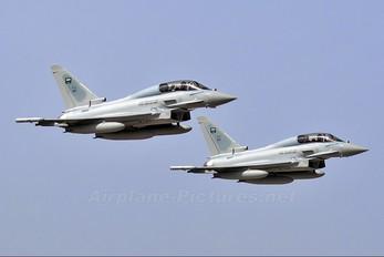 304 - Saudi Arabia - Air Force Eurofighter Typhoon T