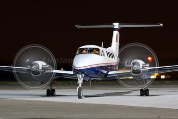 G-RAFX - Royal Air Force Beechcraft 200 King Air