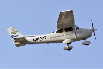 N91277 - East African Civil Aviation Academy  Cessna 172 Skyhawk (all models except RG)