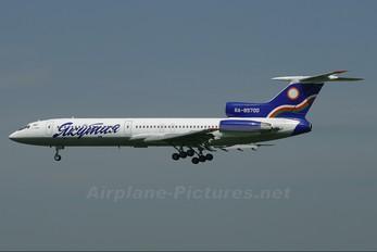 RA-85700 - Yakutia Airlines Tupolev Tu-154M