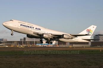 PH-BUU - Phuket Air Boeing 747-300