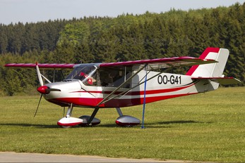 OO-G41 - Private Rans S-6, 6S / 6ES Coyote II