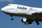 EP-IAM - Iran Air Boeing 747-100 aircraft