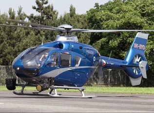 OK-BYD - Czech Republic - Police Eurocopter EC135 (all models)