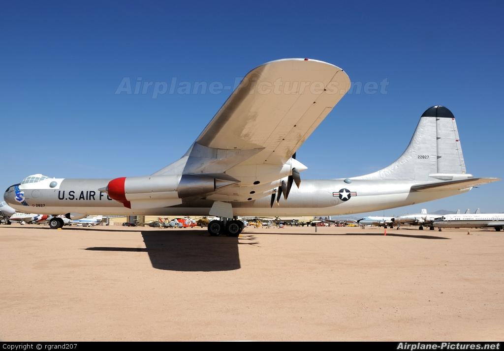 USA - Air Force 52-2827 aircraft at Tucson - Pima Air & Space Museum
