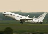 M-URUS - Global Jet Luxembourg Boeing 737-700 BBJ aircraft